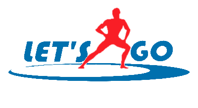 Lets Go Fiteness logo